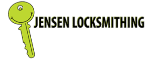 Jenson Locksmithing Logo