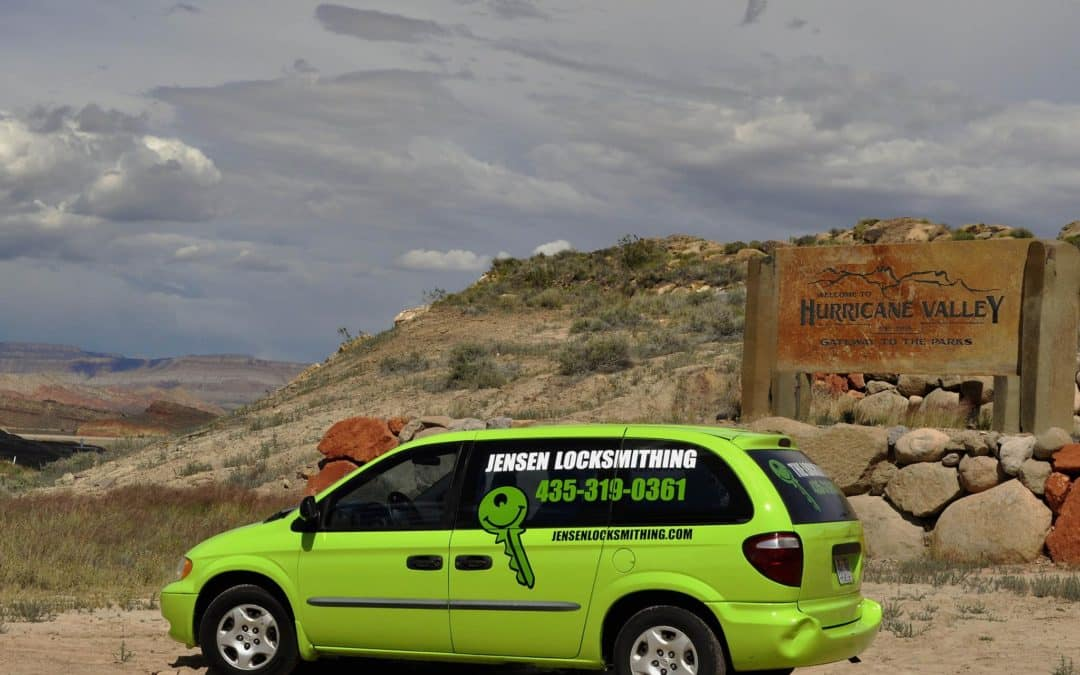 Centrally Located Locksmith in Washington County Utah