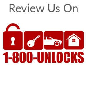 review jensen locksmithing on 1800unlocks.com